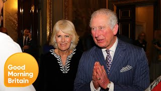 Prince Charles Has Tested Positive For Covid-19 | Good Morning Britain