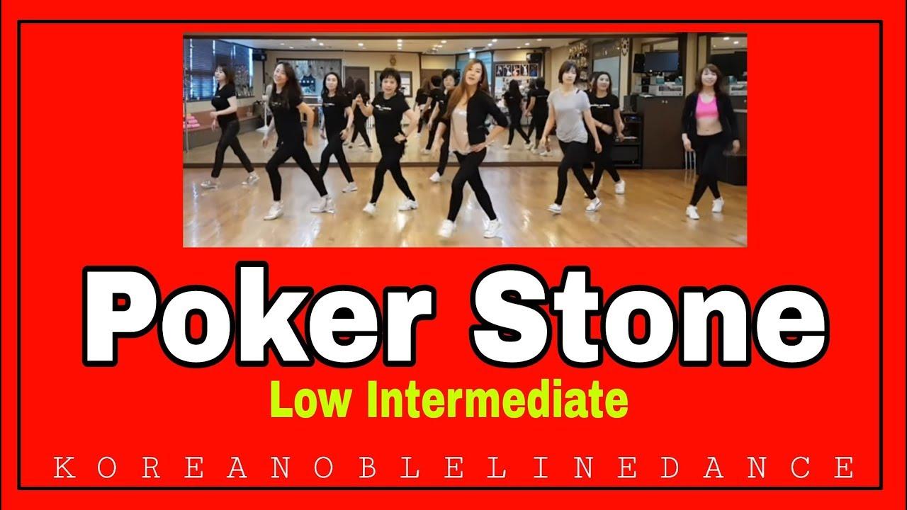 Poker Stone Line Dance