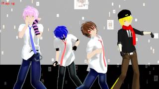 mmd bad end night gamer tv