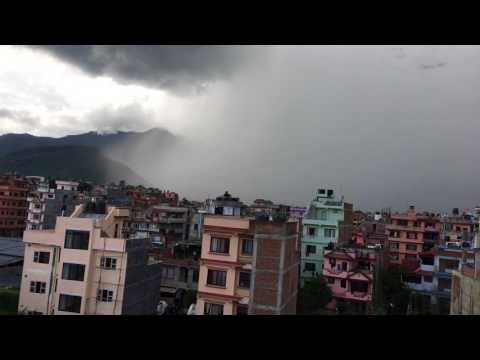 Monsoon time in nepal