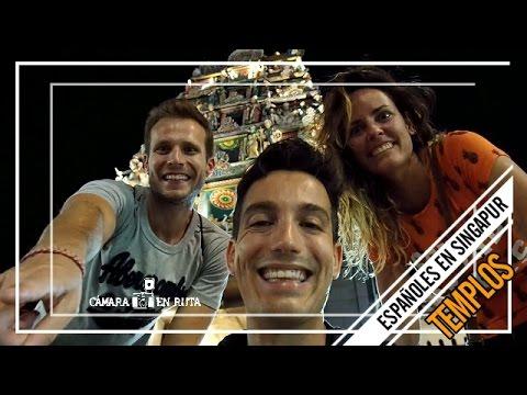 ESPAÑOLES EN EL MUNDO SINGAPUR Cámara en Ruta®️ Bloggers.
