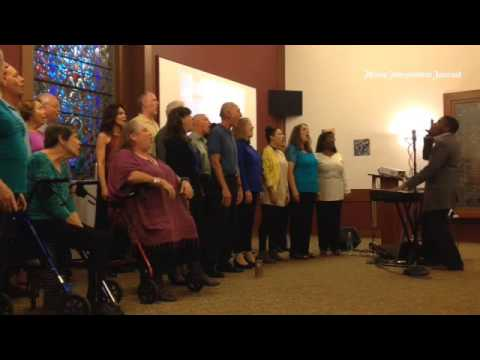 Lighthouse Singers Gospel group to perform at a gospel convention in Birmingham this month.
