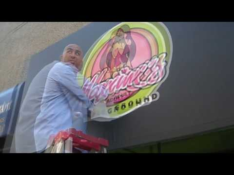 Maxine X Opening the first Adult Store downtown Windsor owned by XXX Star