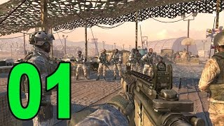 Modern Warfare 2 - Part 1 - The Pit (Let