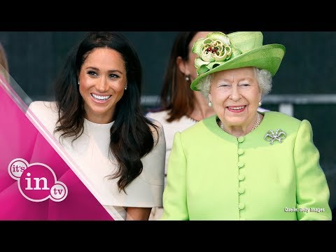 Meghan Markle beerbt Queen Elizabeth in diesem Job!