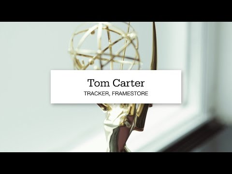 Tom Carter, Tracker at Framestore