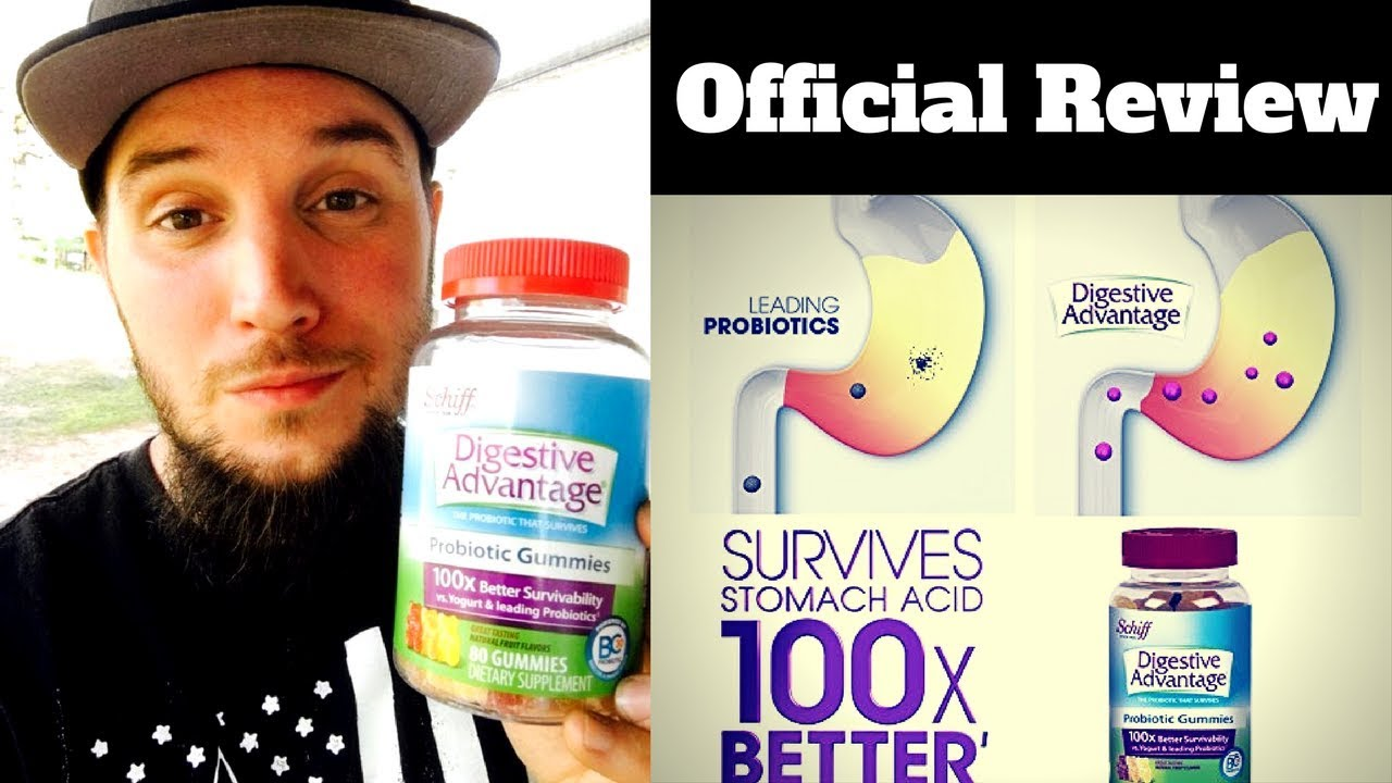 Digestive Advantage Gas Defense Formula Full Review – Does ...