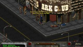 Fallout 2 - massacre in casino - funny battle music video
