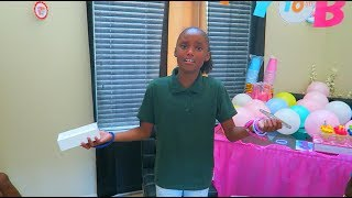 Gave Her A Fake iPhone For Her Birthday PRANK!!!