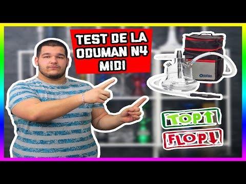 TEST DE LA NOUVELLE ODUMAN N4 MIDI | TOP OU FLOP ?