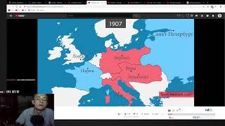 Yesdim смотрит: Первая мировая война - на карте