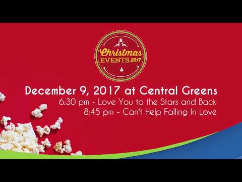 Christmas Events 2017 - Lancaster New City Cavite