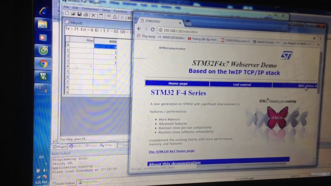 Lwip Tcp Client Example Stm32
