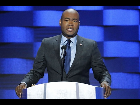 "DNC Chair Candidate Jaime Harrison: ""Invest In Grassroots"""