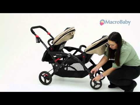 maclaren volo stroller instructions