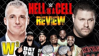 WWE Hell In A Cell 2017 Review | Wrestling With Wregret