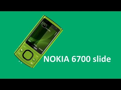 MobileBoom - Обзор Nokia 6700 slide (2010)