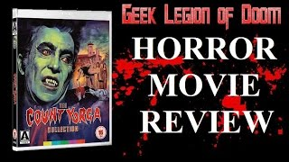 COUNT YORGA, VAMPIRE ( 1970 Robert Quarry ) Horror Movie Review