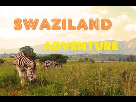 Swaziland Adventure 5 - 8 February 2016 - SJ4000 Action Cam