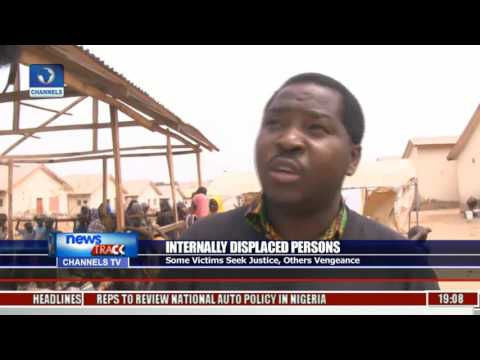 Internally Displaced Persons: A Look At The Plight Of Affect