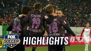 Video Gol Pertandingan Augsburg vs Freiburg