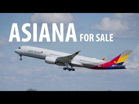 Asiana Airlines For Sale