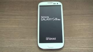 Samsung Galaxy S3 Neo hard reset