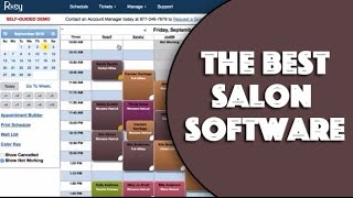 Salon Software - The Online Scheduling Software Your Salon Needs!