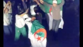 استقالة سعداني الدرابكي و فرحة الجزائريين