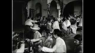 Carmen Amaya en «La bodega» (Benito Perojo, 1929)