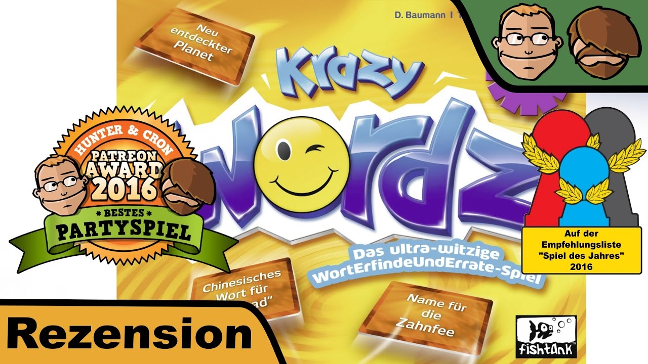 Krazy Wordz Spiel