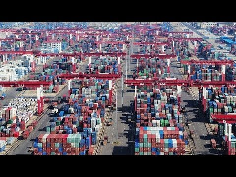 US trade deficit soars to record high