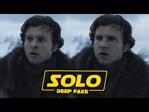 Harrison Ford in Solo: A Star Wars Story [DeepFake]