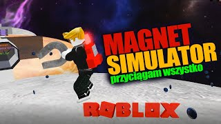 ROBLOX-MAGNET SIMULATOR-I attract ALL this magnet:D Jasonpl