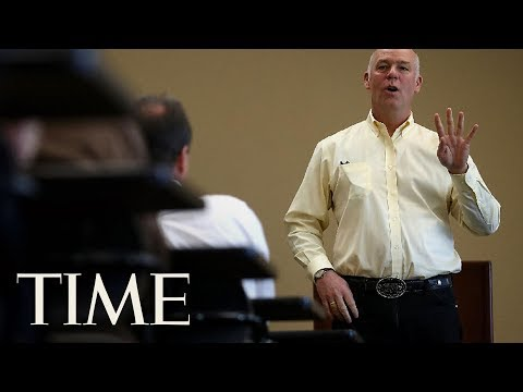 Reporter Claims Montana GOP House Candidate Greg Gianforte 'Body Slammed' Him | TIME