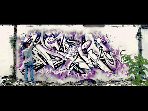 DSTR - Street Art Performance |Bandung - Indonesia|