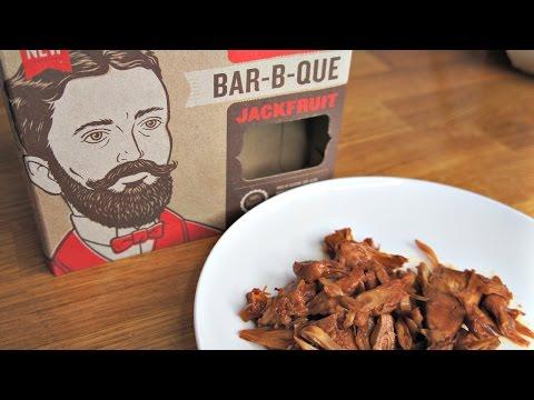Vegan BBQ Jackfruit Meat Taste Test