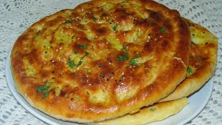 Aloo Naan Recipe on Tawa | Aloo Naan Without Tandoor | آلو والے نان