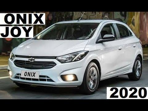 Chevrolet Onix Joy 2020 Com Muitos Detalhes Youtube