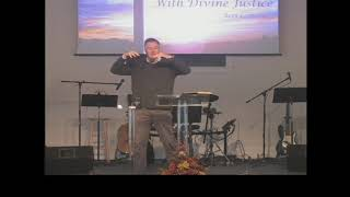 November 3, 2019 Jesus Builds His Church With Divine Justice