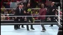 WWE Raw 15 Dec. 2014 , John cena,Seth rollins,Paul heyman & Y2J segment