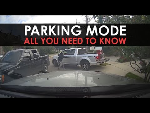 Dashcams And Parking Mode | All You Need To Know