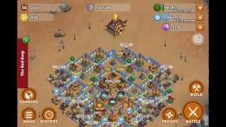 Samurai Siege :: Castle 8 Farming Base Design!!