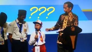 Video Anak SD Bilang Ikan Tongkol depan Jokowi download MP3, 3GP, MP4, WEBM, AVI, FLV Agustus 2018
