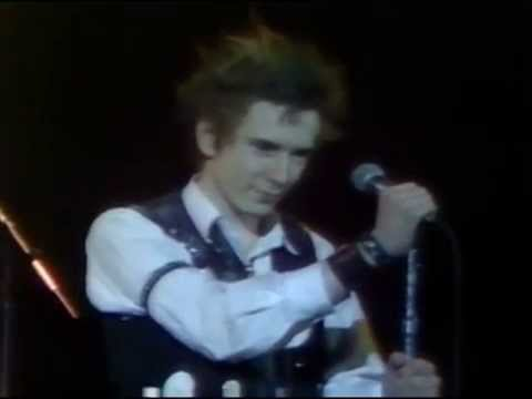 The Sex Pistols - God Save The Queen - 1/14/1978 - Winterland (Official)