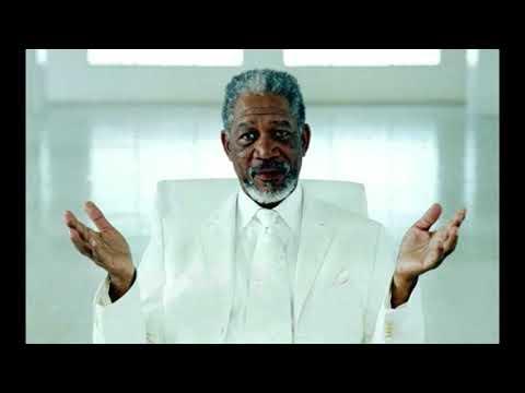 Jeff Fox....My Morgan Freeman Impression