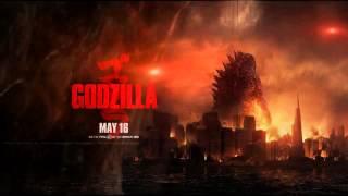 """Godzilla (2014) OST - Track 1 """"Godzilla"""" HQ"""