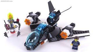 LEGO Ultra Agents Ultrasonic Showdown review! set 70171