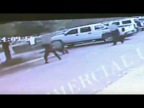 EE.UU.: Publican videos de la muerte de un afroamericano en un tiroteo