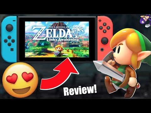 Zelda Link's Awakening Is A TRUE Remake - REVIEW
